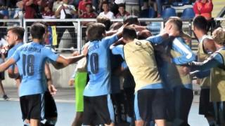 """""""El empate terminó siendo un buen negocio para Uruguay"""" - Comentarios - DelSol 99.5 FM"""