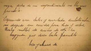 """Cartas desde el asilo: las adolescentes que pedían ser """"colocadas"""" - Gabriel Quirici - DelSol 99.5 FM"""