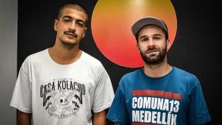 """Dostrescinco y su rap """"marcado por la fusión"""" - Entrevistas - DelSol 99.5 FM"""