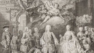 El profundo amor entre Fernando VI de España y Bárbara de Braganza - Segmento dispositivo - DelSol 99.5 FM