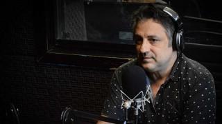 Garo Arakelián antes del show de El Astillero - Audios - DelSol 99.5 FM