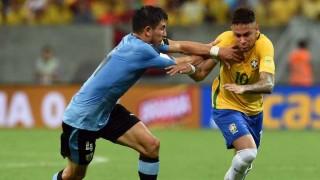 Fucile y su anécdota con Neymar - Audios - DelSol 99.5 FM