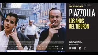 Del archivo de Piazzolla a la pantalla - Audios - DelSol 99.5 FM
