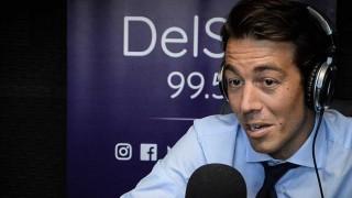 """Juan Sartori: """"Hay una efervescencia por mi candidatura que se nota en la calle"""" - La Entrevista - DelSol 99.5 FM"""