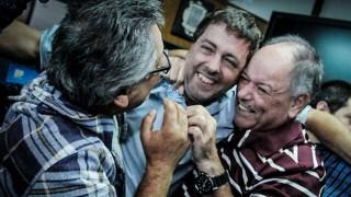 La elección de Ignacio Alonso como presidente de la AUF - Titulares y suplentes - DelSol 99.5 FM