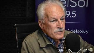 """Alem García: en Uruguay """"hay curreros de determinadas banderas, por ejemplo de derechos humanos"""" - Entrevista central - DelSol 99.5 FM"""