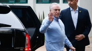 Temer preso, Temer libre, y la puja entre Bolsonaro y el Congreso - Denise Mota - DelSol 99.5 FM
