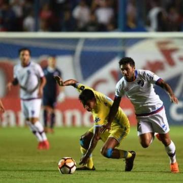 Nacional 4 - 0 Real Garcilaso