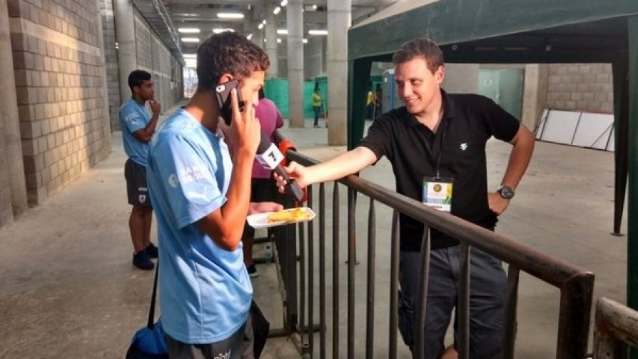 """Londinsky: """"yo no salí campeón de nada"""" - Audios - Quién te Dice   DelSol 99.5 FM"""