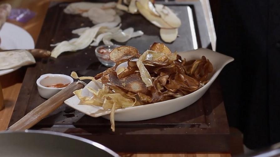 Piques y secretos de cocina con Jorge Oyenard - Gourmet - Videos | DelSol 99.5 FM