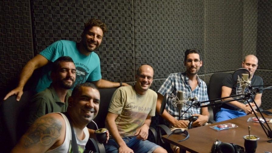 Homeros - Arriba los que escuchan - Cambio & Fuera | DelSol 99.5 FM