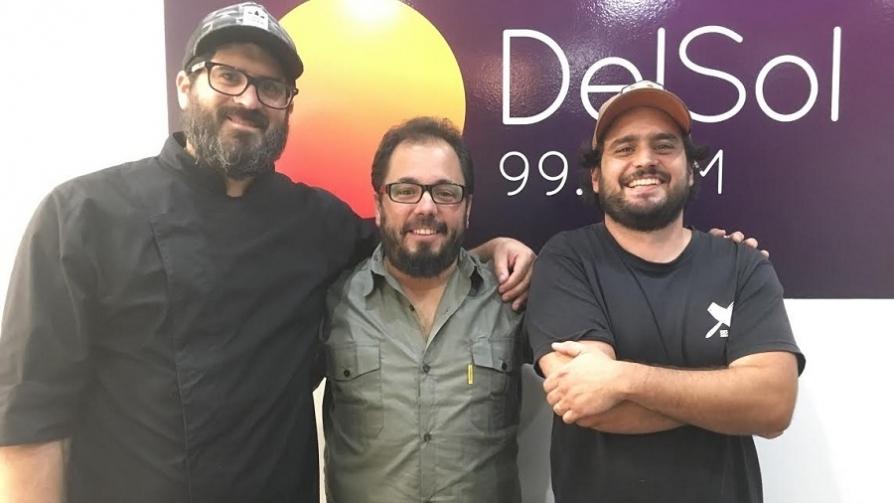 Pulpón vs tira de asado - Entrevistas - 13a0 | DelSol 99.5 FM