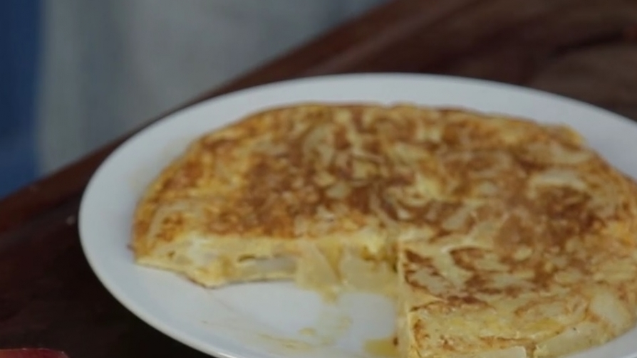 Piques para hacer la mejor tortilla - Gourmet - Videos | DelSol 99.5 FM
