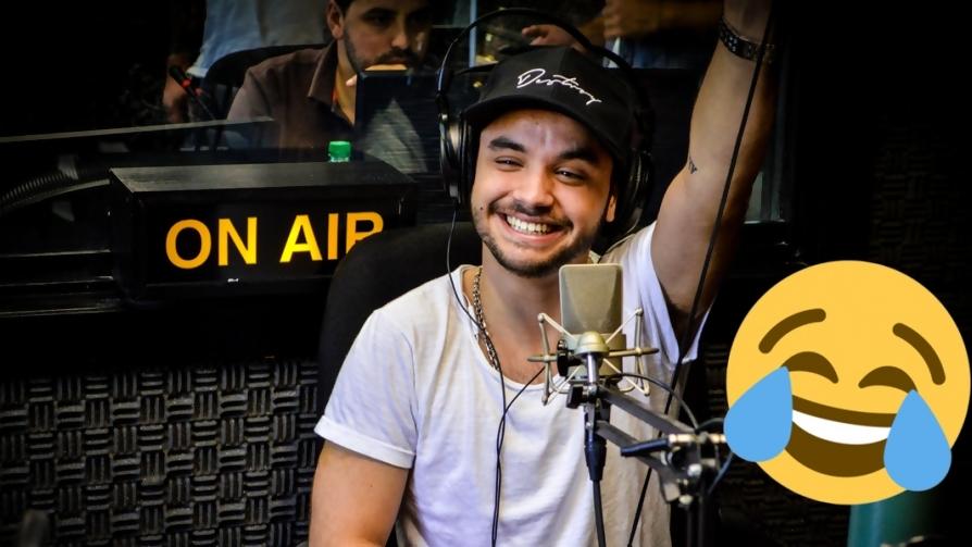 Agustín Casanova de Márama se probó como cerrajero - Promos - Nosotros | DelSol 99.5 FM