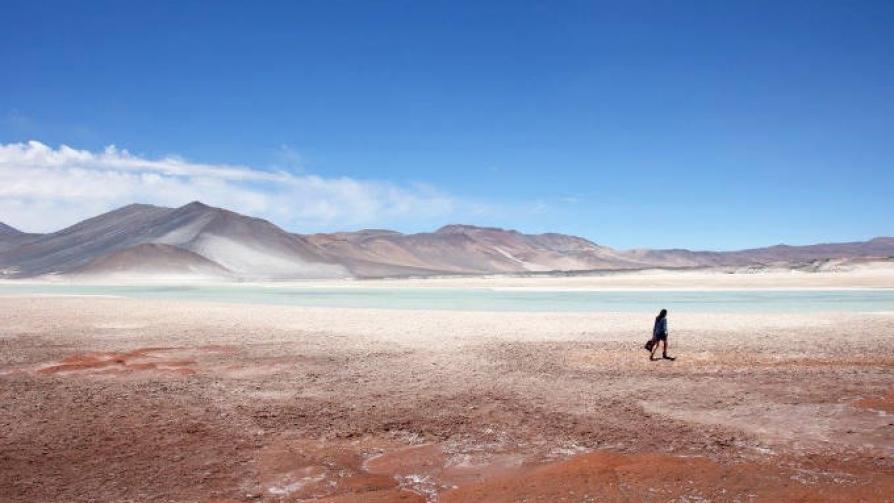 Desierto de Atacama - Tasa de embarque - Quién te Dice | DelSol 99.5 FM