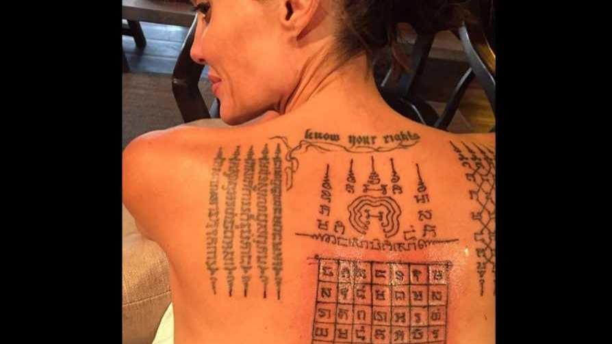 El tatuaje de Angelina y la obsesión de Almagro con Venezuela - Columna de Darwin - No Toquen Nada | DelSol 99.5 FM