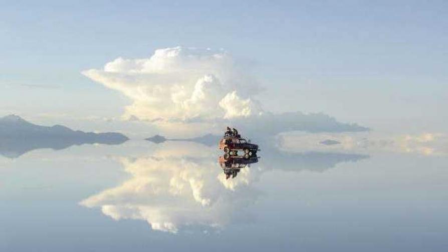 Salar de Uyuni - Tasa de embarque - Quién te Dice | DelSol 99.5 FM