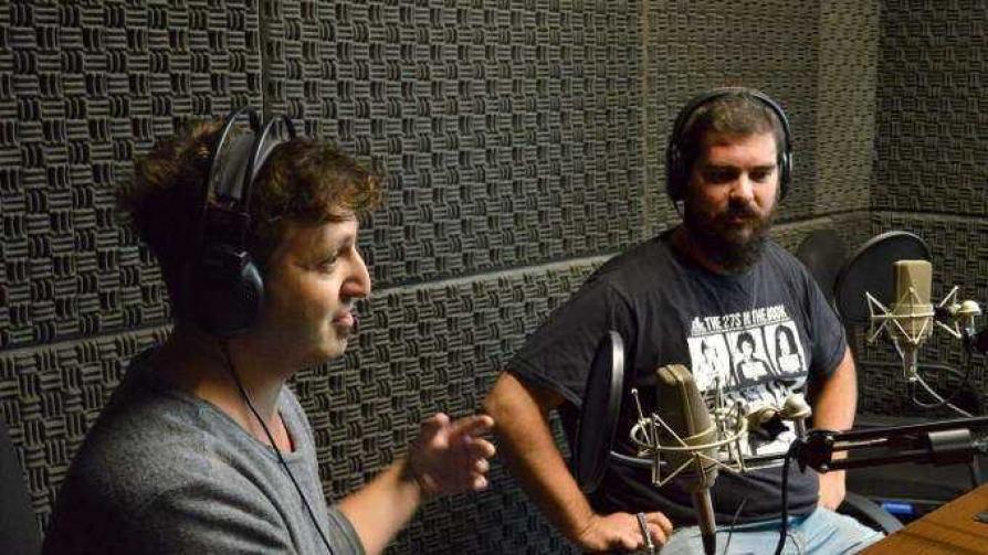 Lo Naranja de la Luz - Arriba los que escuchan - Cambio & Fuera | DelSol 99.5 FM