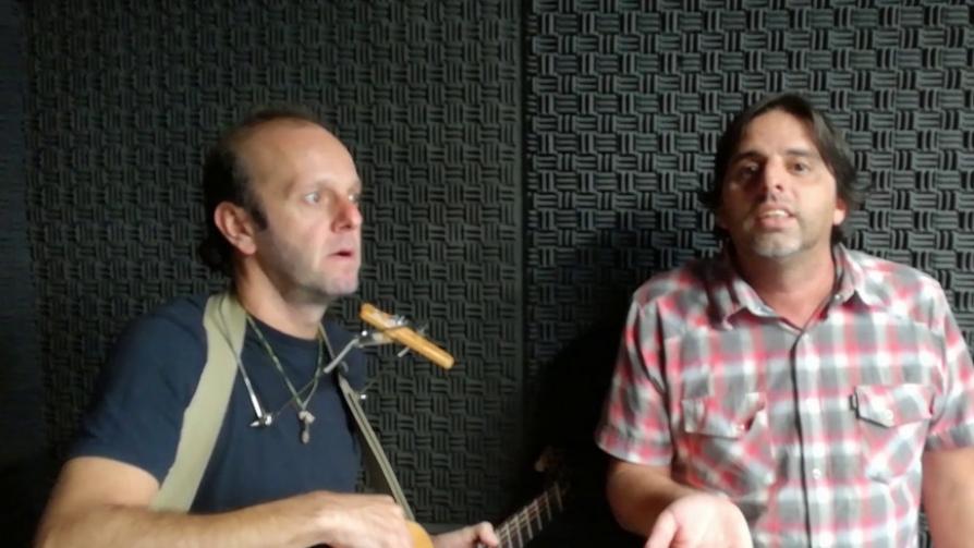 Ingreso triunfal de los integrantes de La Mesa de los Galanes - Promos - Nosotros | DelSol 99.5 FM