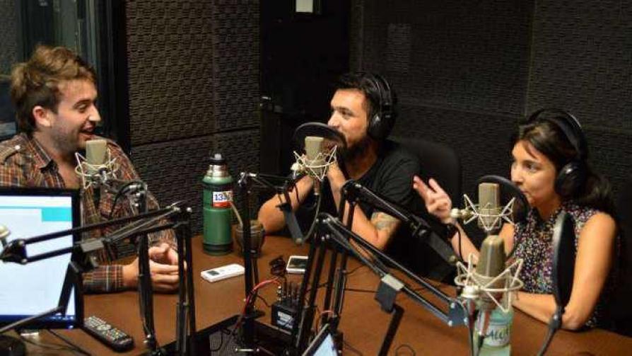 Mabelita Rodríguez y los antiguos - Arriba los que escuchan - Cambio & Fuera | DelSol 99.5 FM