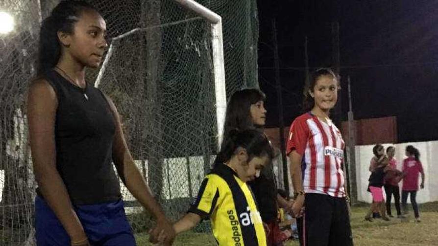 Una historia de goles e inclusión - Informes - No Toquen Nada | DelSol 99.5 FM