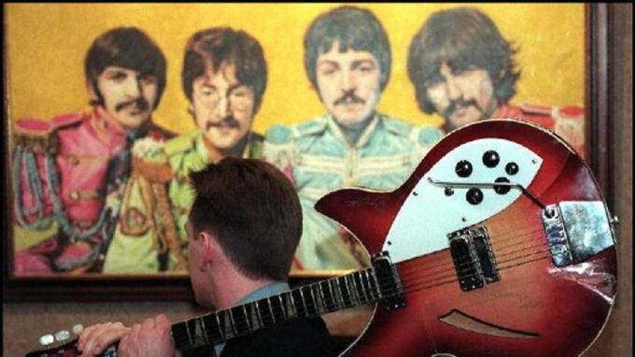 5 canciones de The Beatles que los convirtieron en lo que son - El especialista - Cambio & Fuera   DelSol 99.5 FM
