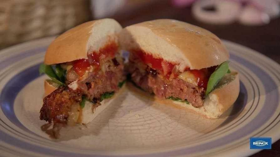 Técnicas para hacer unas buenas hamburguesas - Gourmet - Videos | DelSol 99.5 FM