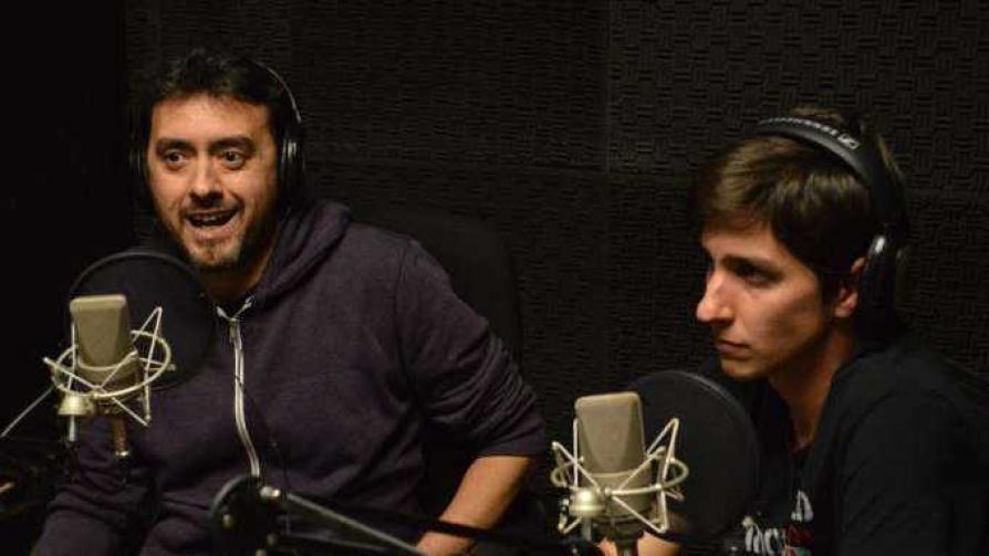 Paranautas - Arriba los que escuchan - Cambio & Fuera | DelSol 99.5 FM