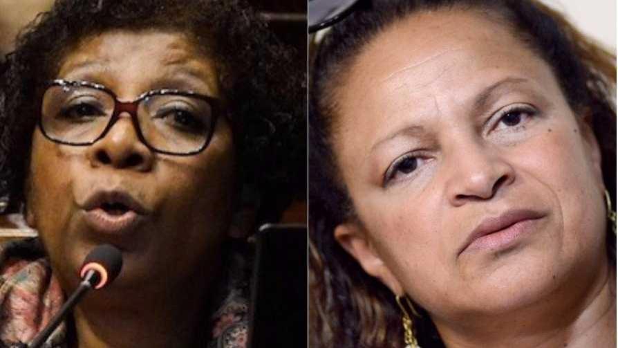 La guerra de vedettes entre Susana Andrade y Gloria Rodríguez - Columna de Darwin - No Toquen Nada | DelSol 99.5 FM