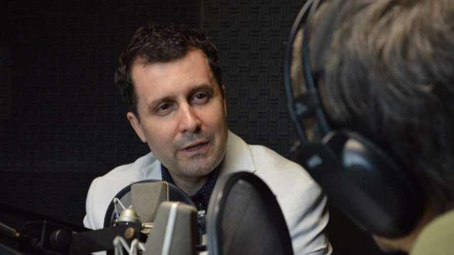 El director de la Sinfónica abajo del podio - Entrevistas - No Toquen Nada | DelSol 99.5 FM