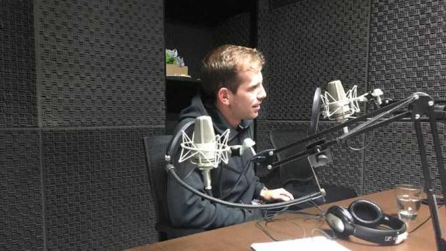 """Hasta que no vuelva a Uruguay no me voy a poder recibir"" - Entrevistas - 13a0 | DelSol 99.5 FM"