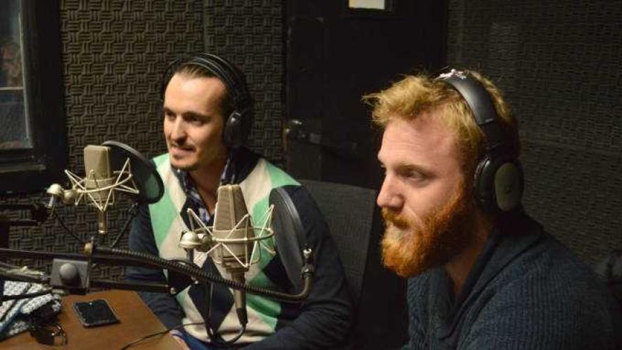 Cordero Revelde - Arriba los que escuchan - Cambio & Fuera | DelSol 99.5 FM