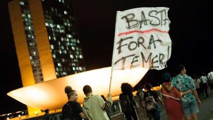 La Corte Suprema, un actor decisivo en la crisis brasileña - Denise Mota - No Toquen Nada | DelSol 99.5 FM