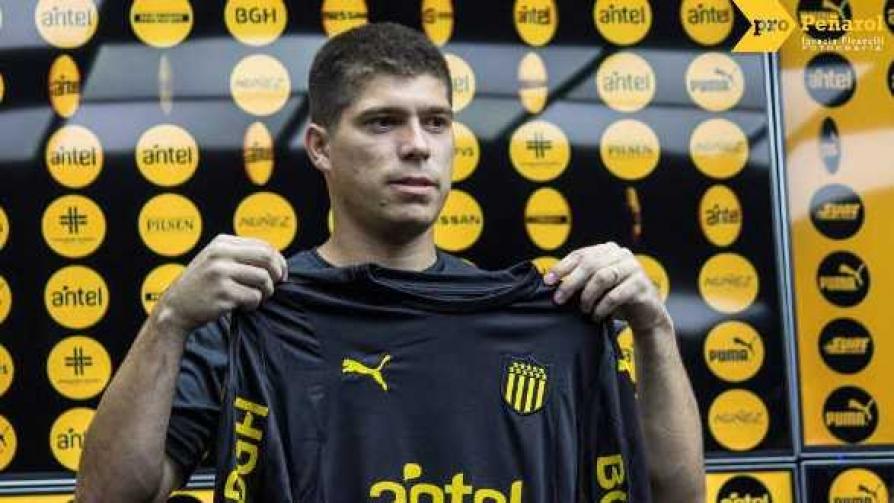 Kevin Dawson ya palpita su debut en Peñarol - Entrevistas - 13a0 | DelSol 99.5 FM