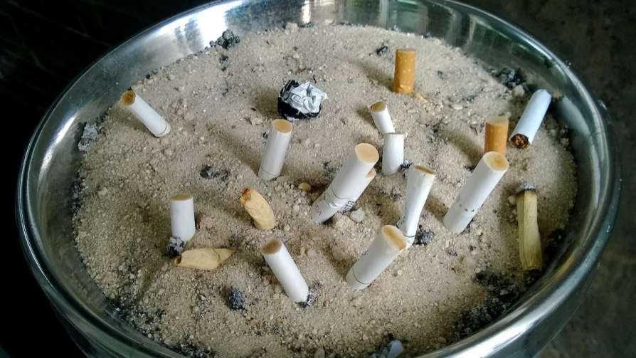 El Quiquirillá de Darwin contra el tabaco - Columna de Darwin - No Toquen Nada   DelSol 99.5 FM