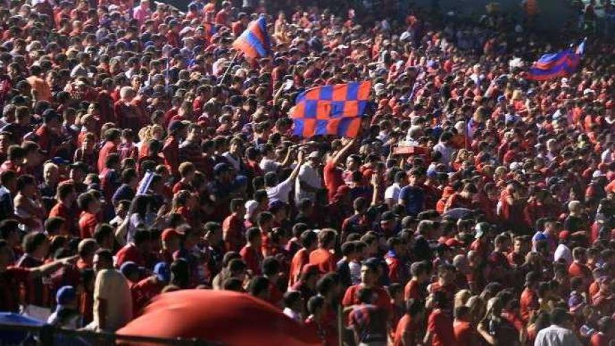 El fanatismo de Villalba por Cerro Porteño - Audios - Locos x el Fútbol | DelSol 99.5 FM