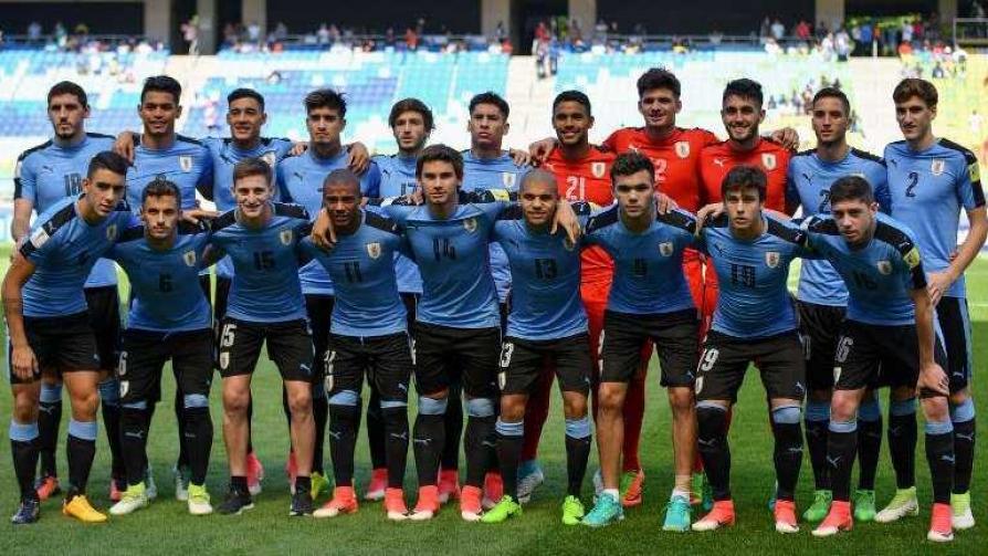 La previa de la Sub20 en Locos por el Fútbol - Audios - Locos x el Fútbol | DelSol 99.5 FM