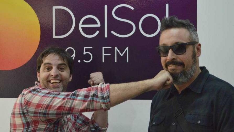 Otra vez se ven las caras - La batalla de los DJ - La Mesa de los Galanes | DelSol 99.5 FM