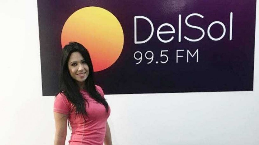 Raquel Benetti y el freestyle  - Deporgol - La Mesa de los Galanes   DelSol 99.5 FM