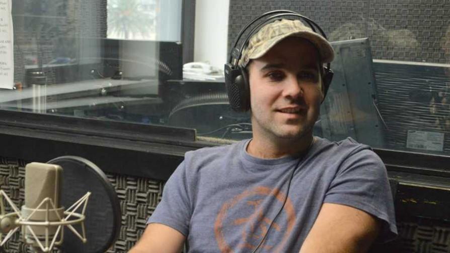 Iñaki Abadie, un comunicador todoterreno  - Charlemos de vos - Abran Cancha | DelSol 99.5 FM