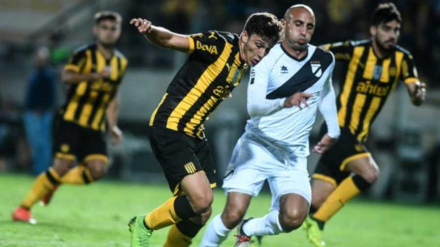 Peñarol 1 - 0 Danubio - Replay - 13a0 | DelSol 99.5 FM
