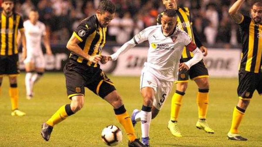 La previa de Peñarol – Liga de Quito - La Previa - 13a0 | DelSol 99.5 FM
