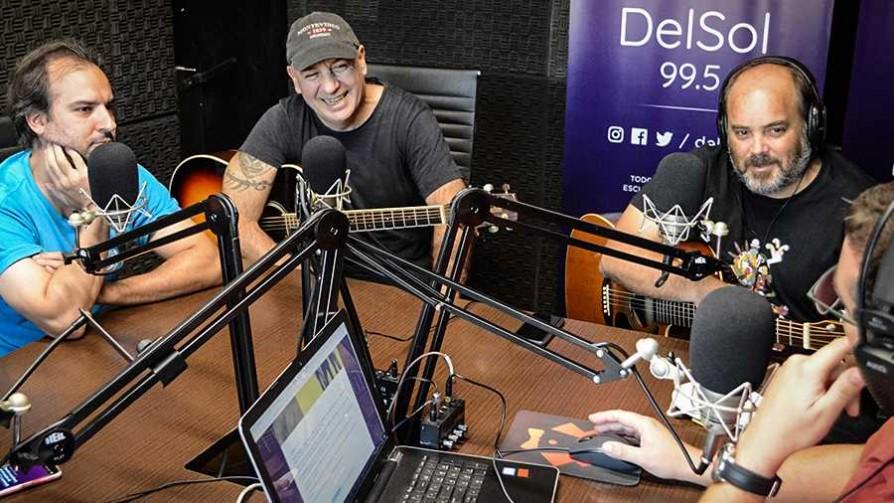 La Triple Nelson junto a los galanes  - Audios - La Mesa de los Galanes | DelSol 99.5 FM