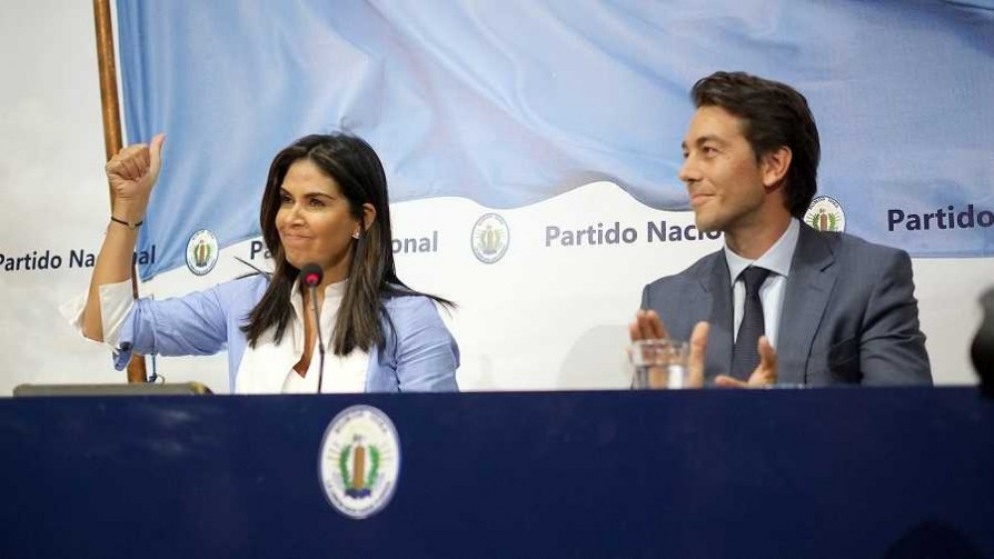 "Alonso sumó su fuerza ""femenina conservadora"" a Sartori - Victoria Gadea - No Toquen Nada | DelSol 99.5 FM"