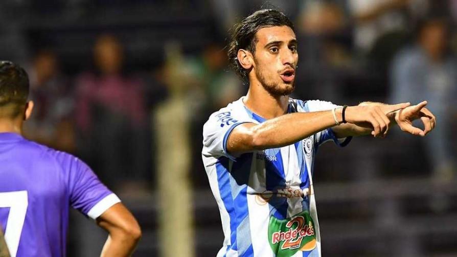 Sebastián Sosa, el goleador que se siente en casa - Informes - 13a0 | DelSol 99.5 FM