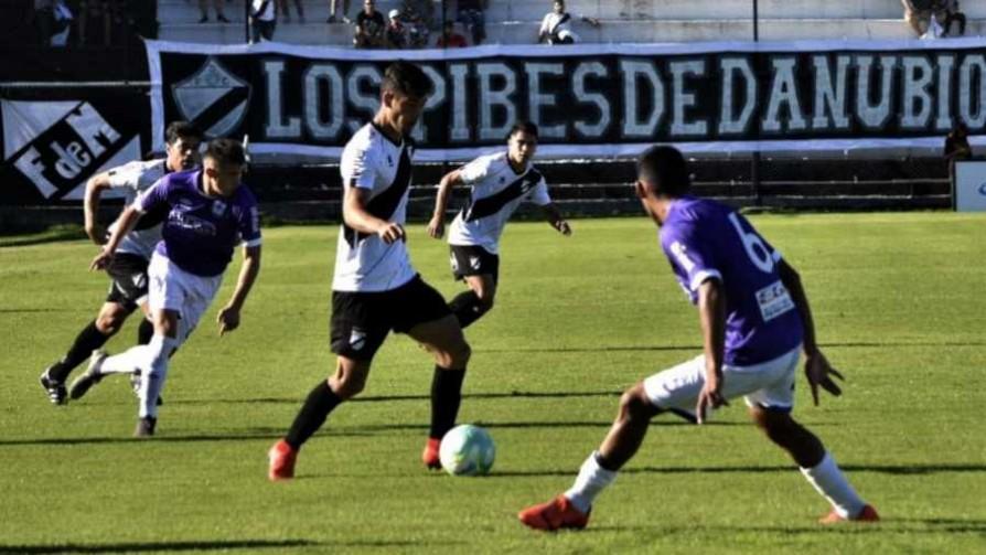 Danubio 1 - 1 Defensor Sporting - Replay - 13a0   DelSol 99.5 FM