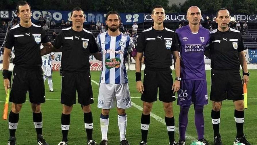Entrevista al juez Andrés Matonte  - Entrevistas - Locos x el Fútbol | DelSol 99.5 FM