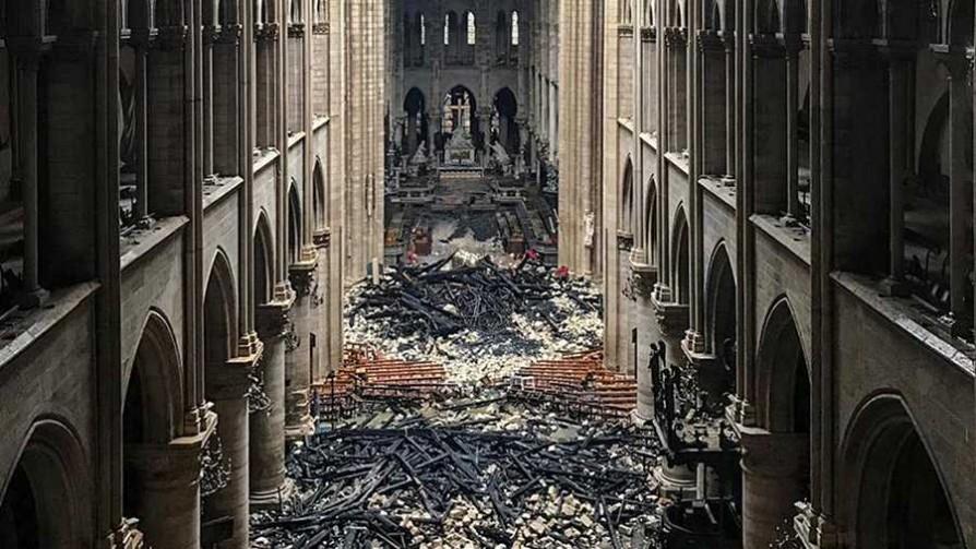 Incendio en la catedral de Notre Dame - Titulares y suplentes - La Mesa de los Galanes | DelSol 99.5 FM