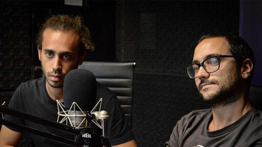Una ONG que no tiene desperdicio - Entrevista central - Facil Desviarse   DelSol 99.5 FM
