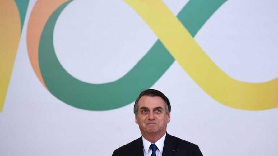 Los primeros 100 días del gobierno de Bolsonaro: hechos, intenciones y polémicas - Denise Mota - No Toquen Nada | DelSol 99.5 FM